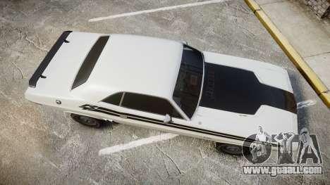 Dodge Challenger 1971 v2.2 PJ1 for GTA 4 right view