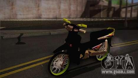 Honda Astrea for GTA San Andreas