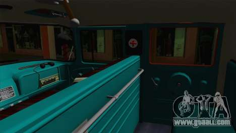 ZIL 131 - AC for GTA San Andreas