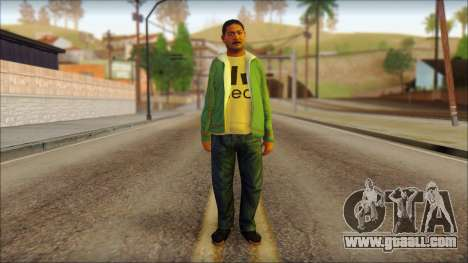 GTA 5 Ped 11 for GTA San Andreas