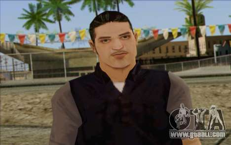 Introduction Mobster for GTA San Andreas third screenshot
