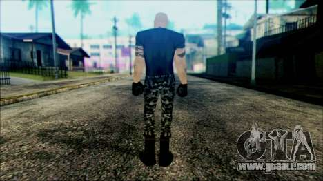 Manhunt Ped 13 for GTA San Andreas second screenshot