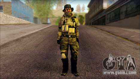 Recon from BF4 for GTA San Andreas