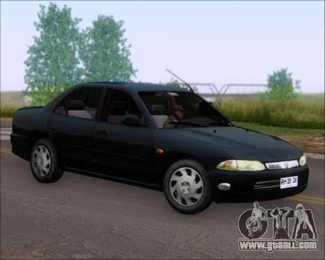 Proton Persona 1996 1.5 Gli for GTA San Andreas