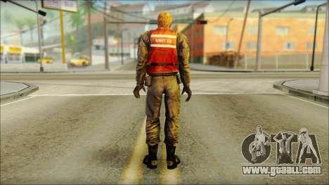 Coast guard (Cold Fear) for GTA San Andreas second screenshot