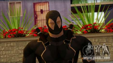 Xmen Alt Deadpool The Game Cable for GTA San Andreas third screenshot
