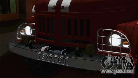 ZIL 131 - AC for GTA San Andreas back view