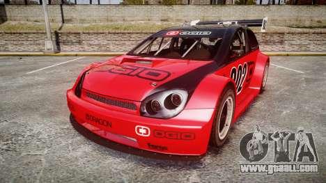 Zenden Cup Ogio for GTA 4