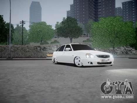 VAZ 2172 for GTA 4