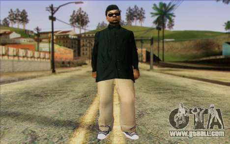 N.W.A Skin 5 for GTA San Andreas