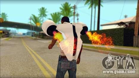 Modern Jetpack for GTA San Andreas second screenshot