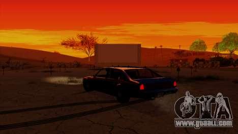 Bright ENB Series v0.1b By McSila for GTA San Andreas fifth screenshot
