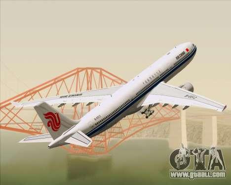 Airbus A330-300 Air China for GTA San Andreas