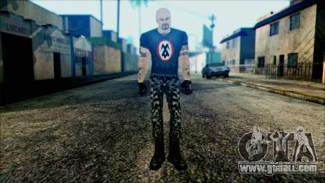Manhunt Ped 13 for GTA San Andreas
