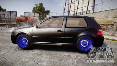 Volkswagen Golf Mk4 R32 Wheel1 for GTA 4 left view