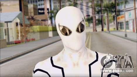 Future Foundation Spider Man for GTA San Andreas third screenshot