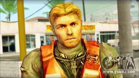 Coast guard (Cold Fear) for GTA San Andreas third screenshot