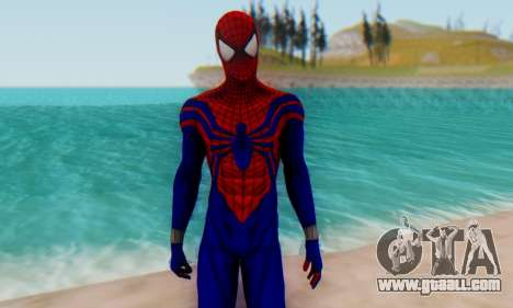 Skin The Amazing Spider Man 2 - Ben Reily for GTA San Andreas