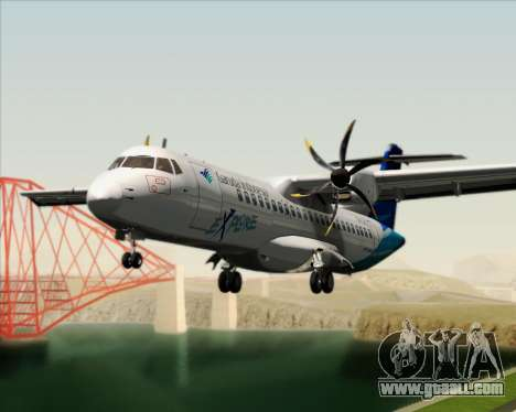 ATR 72-500 Garuda Indonesia Explore for GTA San Andreas