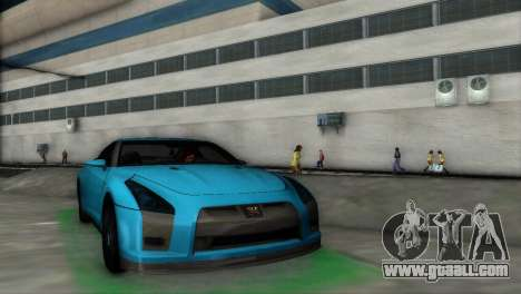 Nissan GT-R Prototype for GTA Vice City