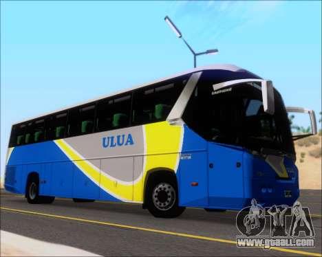 Comil Campione Ulua Scania K420 for GTA San Andreas interior