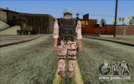 Czech Peacemaker for GTA San Andreas second screenshot