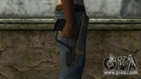 Halo Reach M6G Magnum for GTA San Andreas third screenshot