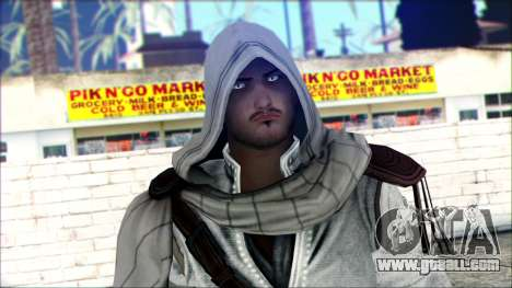 Sentinel from Assassins Creed for GTA San Andreas third screenshot