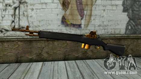 Nitro Rifle for GTA San Andreas