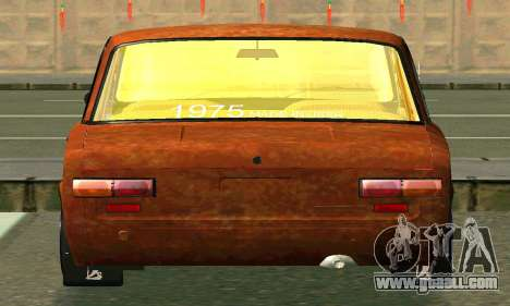 VAZ 2101 Rat-look for GTA San Andreas side view