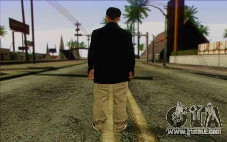 N.W.A Skin 5 for GTA San Andreas second screenshot