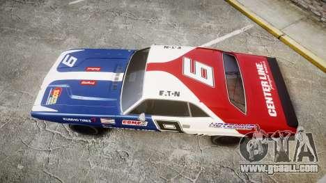 Dodge Challenger 1971 v2.2 PJ10 for GTA 4 right view