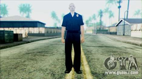 Sfpd1 from Beta Version for GTA San Andreas