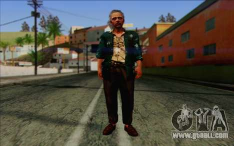 Dr. Alec Earnhardt for GTA San Andreas