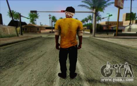 Oliver Carswell for GTA San Andreas second screenshot