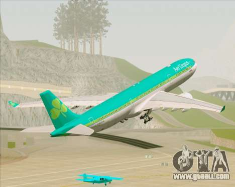 Airbus A330-300 Aer Lingus for GTA San Andreas