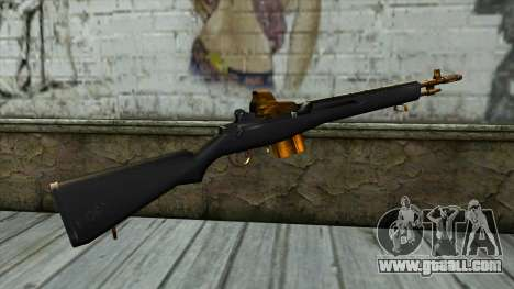 Nitro Rifle for GTA San Andreas second screenshot