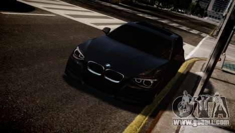 BMW 135i for GTA 4 back left view