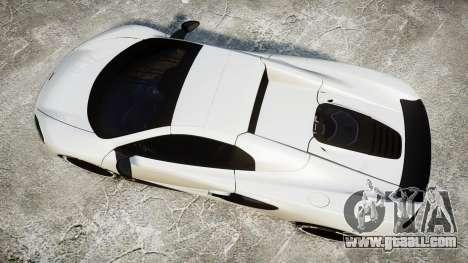 McLaren 650S Spider 2014 [EPM] BFGoodrich for GTA 4 right view