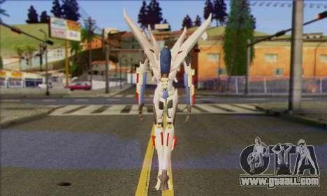 Starscrim from Transformers Prime for GTA San Andreas second screenshot