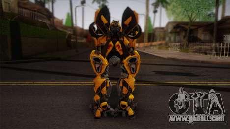 Bumblebee TF2 for GTA San Andreas second screenshot