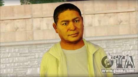 GTA 5 Ped 10 for GTA San Andreas third screenshot