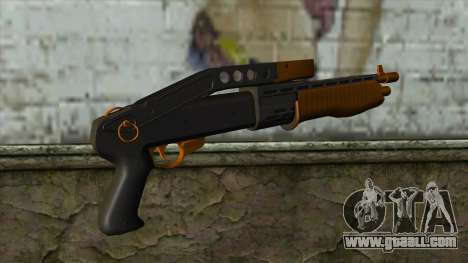 Nitro Shotgun v2 for GTA San Andreas second screenshot