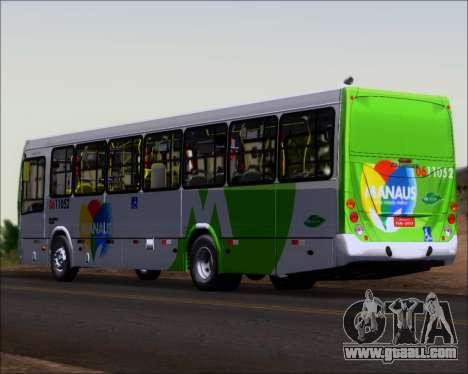 Marcopolo Torino 2007 - Volksbus 17-230 EOD for GTA San Andreas bottom view