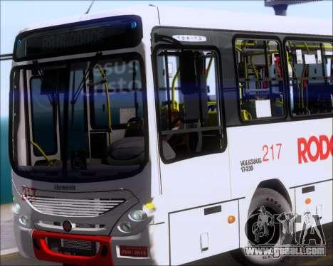 Marcopolo Torino G7 2007 - Volksbus 17-230 EOD for GTA San Andreas engine
