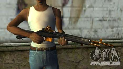 Nitro Rifle for GTA San Andreas third screenshot
