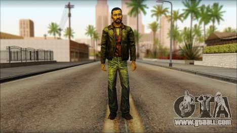Lee Everett for GTA San Andreas