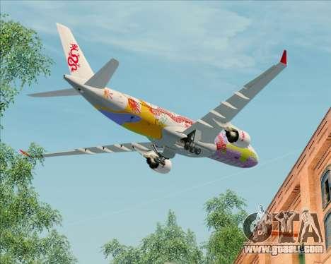 Airbus A330-300 Dragonair (20th Year Livery) for GTA San Andreas engine
