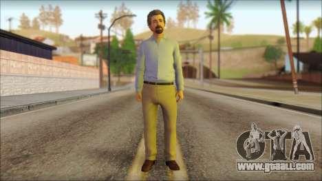 Fried Lander for GTA San Andreas
