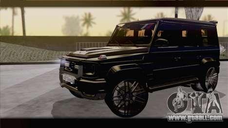 Brabus B65 v1.0 for GTA San Andreas